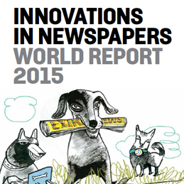 Innovations In Newspapers 17th EDITION