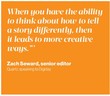 Zach Seward, senior editor